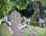St Andrew's Old Church tombstones (180x230)