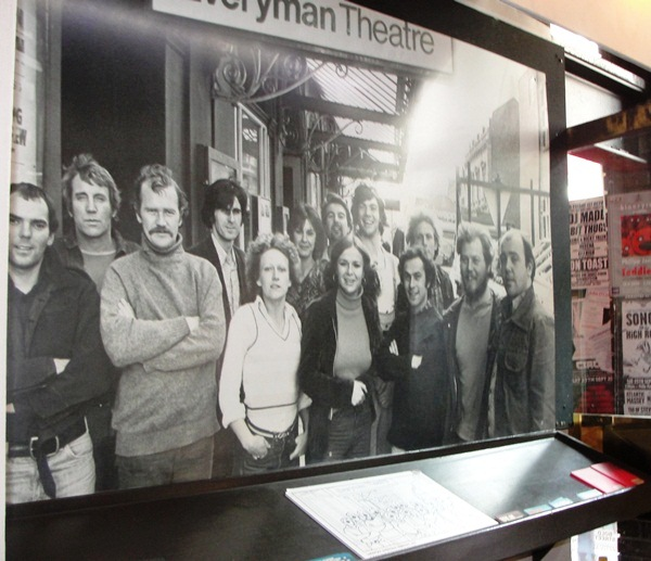 Everyman Theatre actors